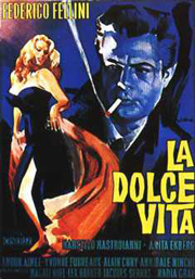 dolce vita fellini movie